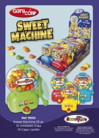 SWEET MACHINE